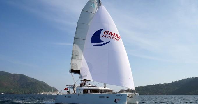 Rental Catamaran in Marmaris - Lagoon Lagoon 450 F