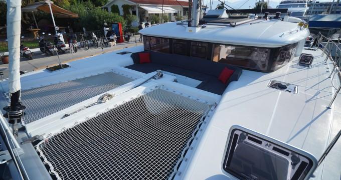 Boat rental Marmaris cheap Lagoon 450 F