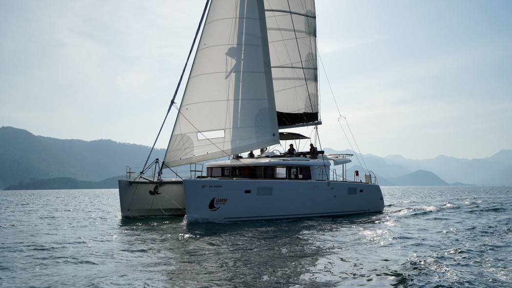 Rental yacht Marmaris - Lagoon Lagoon 450F on SamBoat