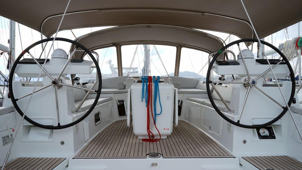 Rental yacht Marmaris - Jeanneau Jeanneau 51 on SamBoat