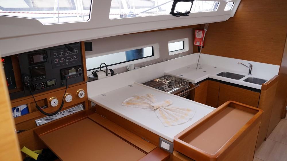 Rent a Jeanneau Sun Odyssey 440 - 3 Cabins Marmaris