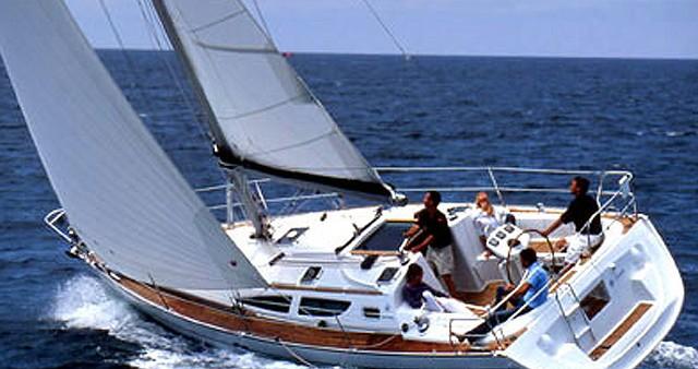 Rent a Jeanneau Sun Odyssey 35 Kallithea