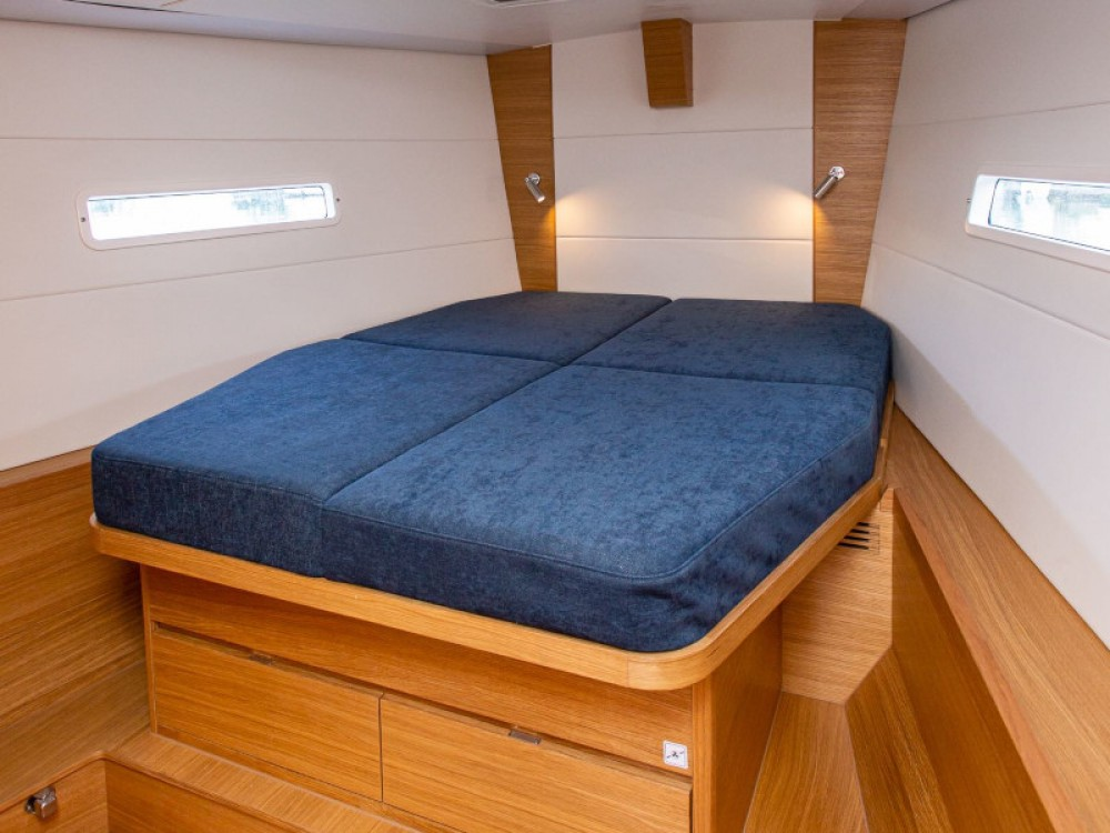 Rental yacht  - X-Yachts X4-6 model 2019 on SamBoat