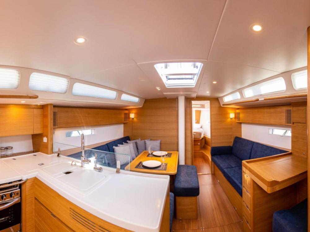 Boat rental X-Yachts X4-6 model 2019 in Laurium on Samboat