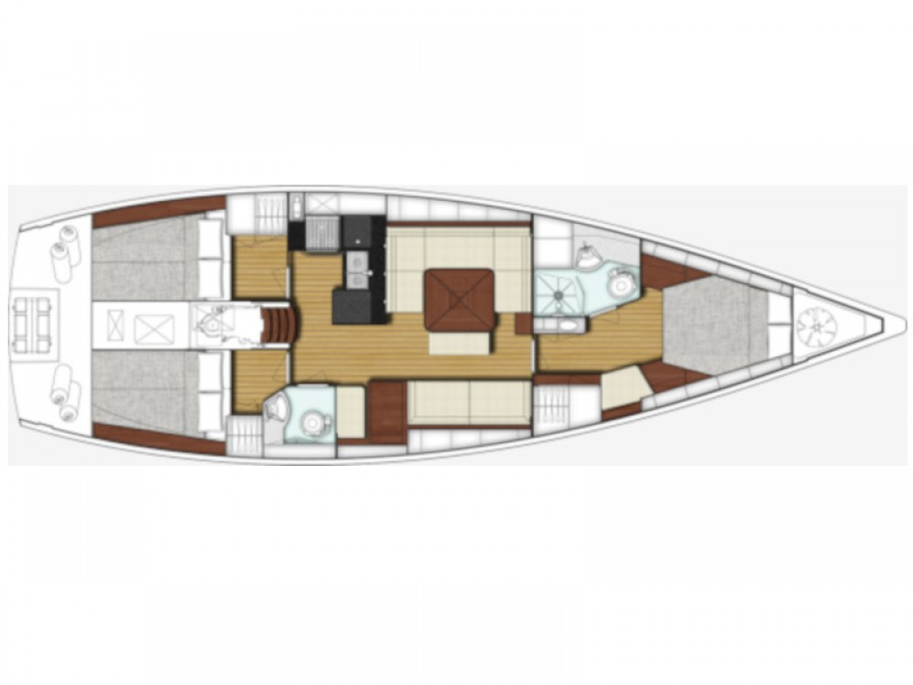 X-Yachts Xc 45 between personal and professional Laurium
