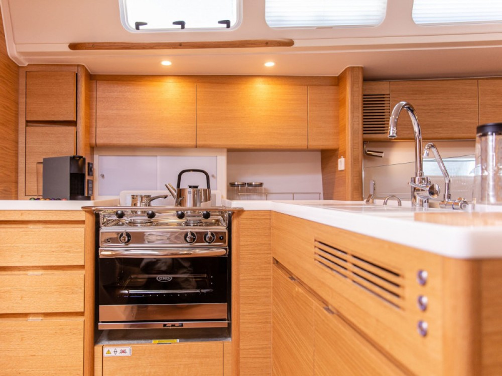 X-Yachts X4-6 model 2019 between personal and professional Laurium