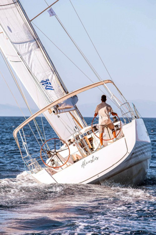 Hire Sailboat with or without skipper X-Yachts Laurium