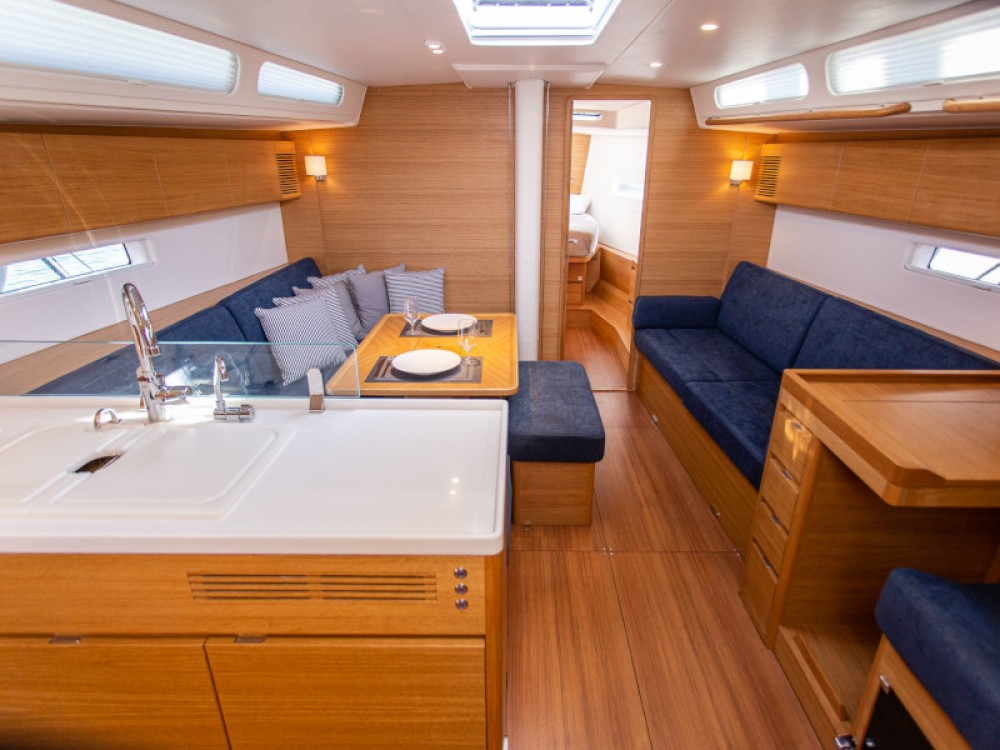 Boat rental X-Yachts X4-6 model 2019 in  on Samboat