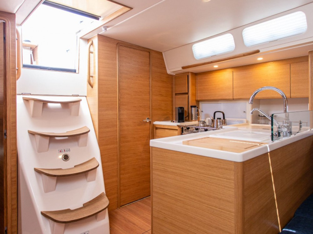 Rental yacht Laurium - X-Yachts X4-6 model 2019 on SamBoat