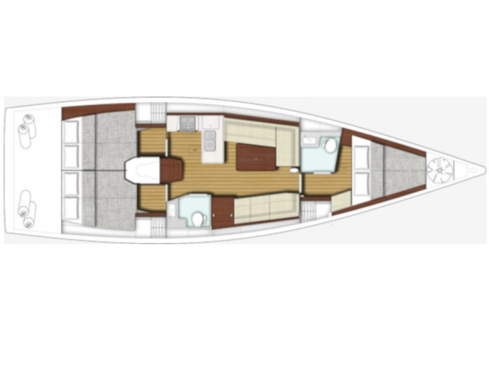 Boat rental X-Yachts Xp 44 in  on Samboat