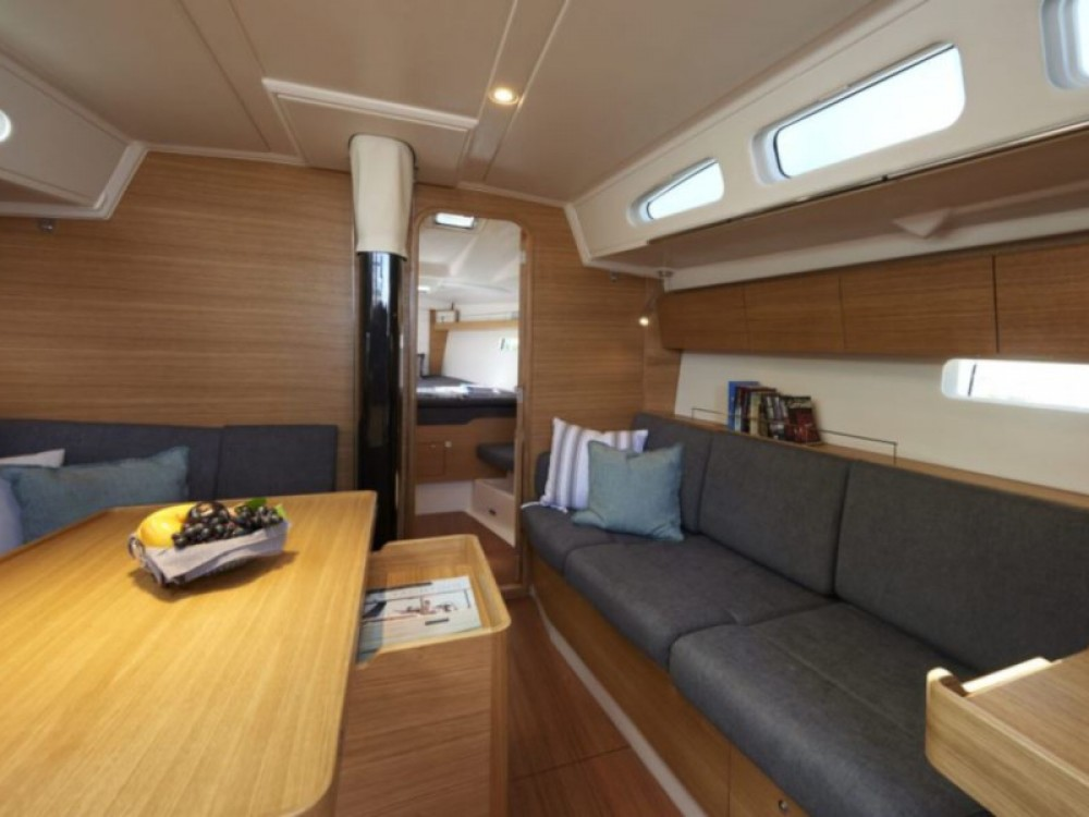 X-Yachts Xp 44 between personal and professional