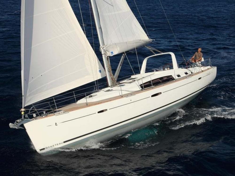 Boat rental Pirovac cheap Oceanis 50 Family- 5+1 cab.