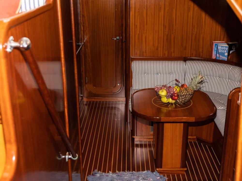 Boat rental Port de Pollença cheap Menorquin 160