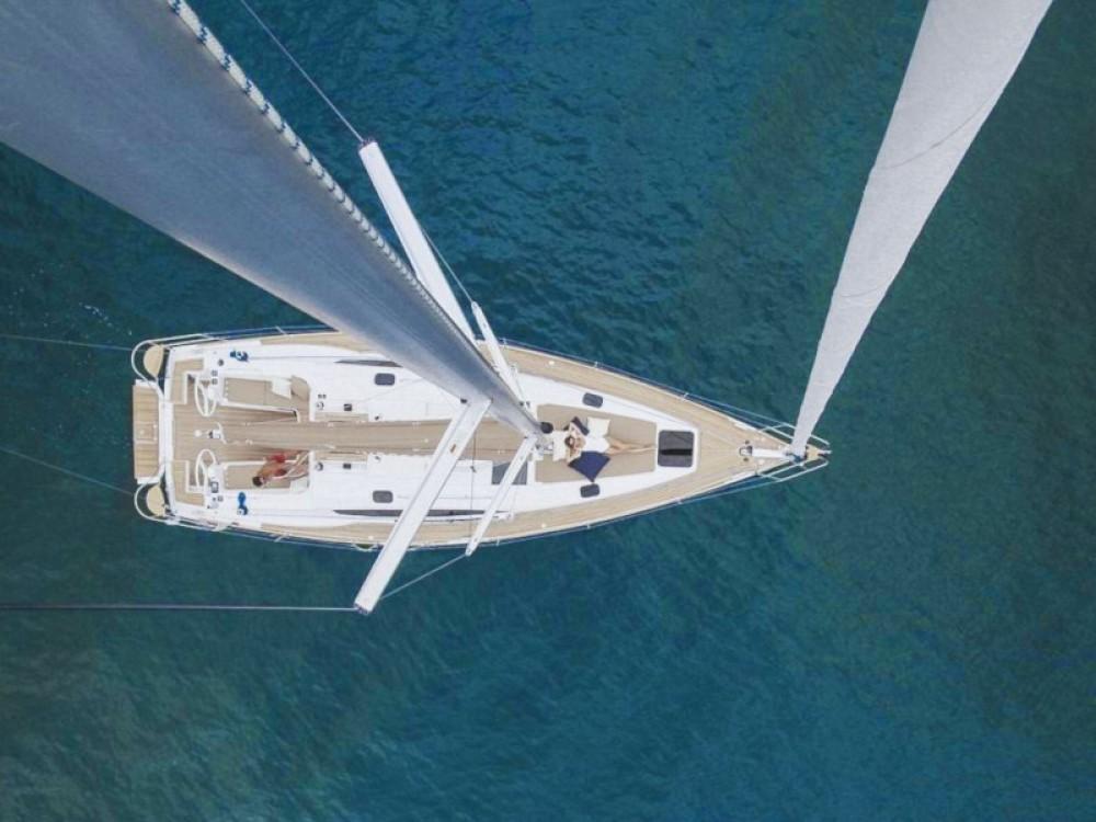 Rental yacht Pirovac - Elan Elan 45 Impression - 4 cabin version on SamBoat