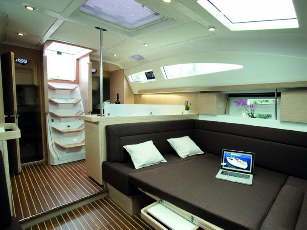 Rental Sailboat in Pirovac - Elan Elan 45 Impression - 4 cabin version