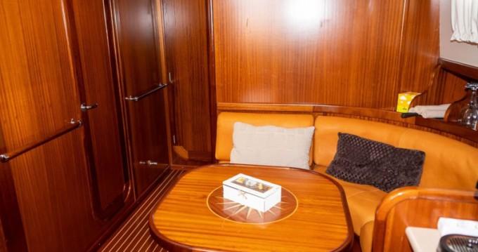 Rent a Astilleros Menorquin 160 FLY LUX Spain