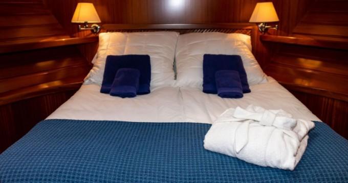Boat rental Spain cheap Menorquin 160 FLY LUX