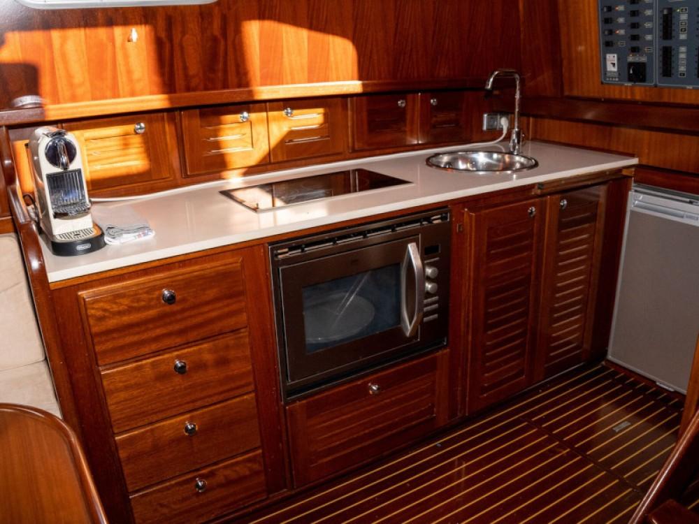 Rent a Astilleros Menorquin 160 Spain
