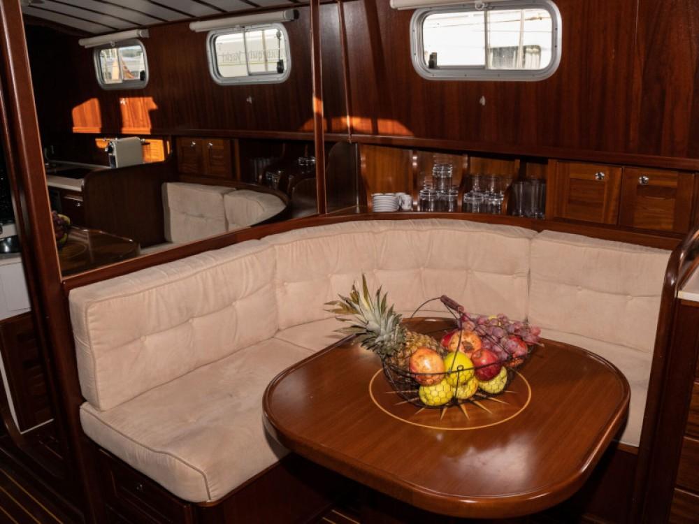Rental yacht Spain - Astilleros Menorquin 160 on SamBoat