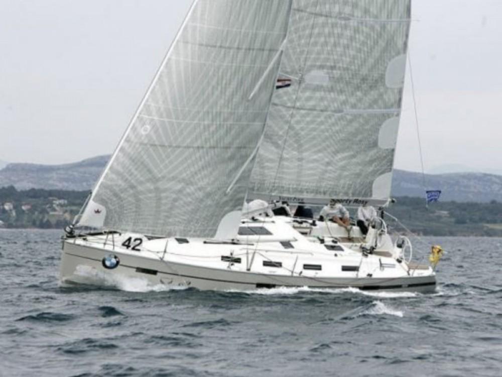 Boat rental Marina Pirovac cheap Bavaria 40 Cruiser S