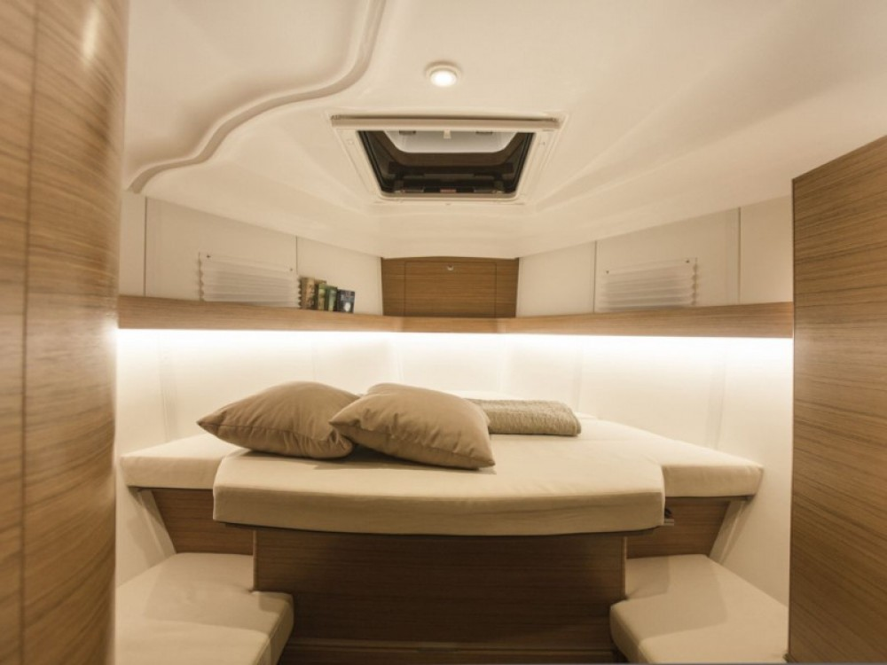 Boat rental Pirovac cheap Elan 45 Impression - 4 cabin version