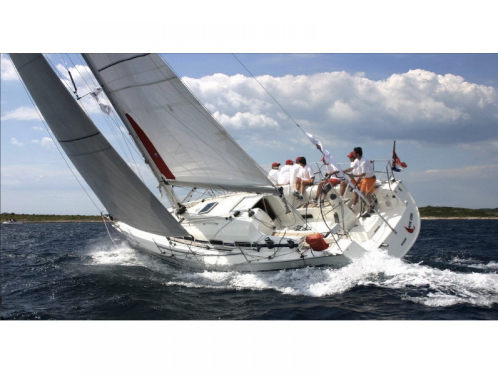 Rental Sailboat in Pirovac - Bavaria Bavaria 42 Match