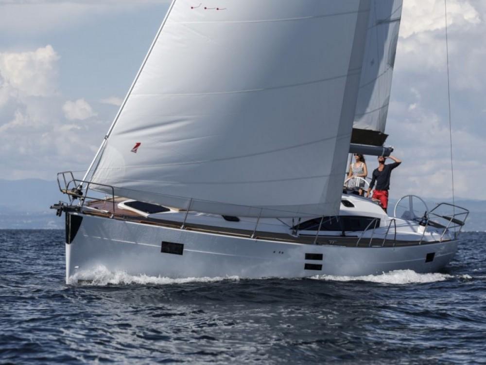 Rental yacht  - Elan Elan 45 Impression - 4 cabin version on SamBoat