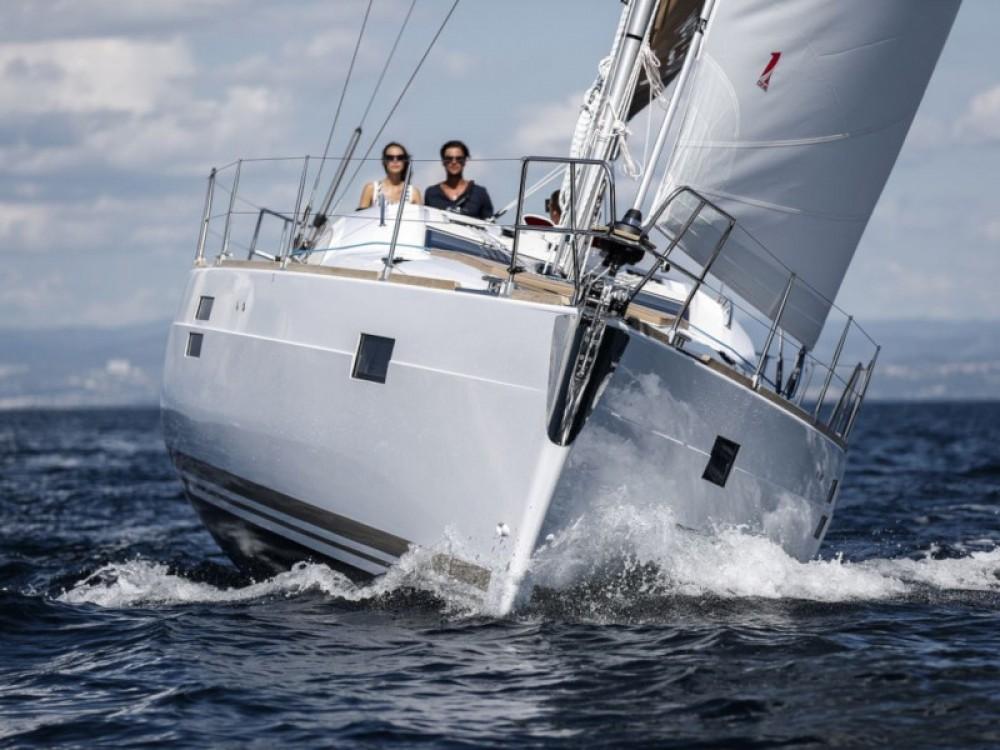 Rental Sailboat in  - Elan Elan 45 Impression - 4 cabin version