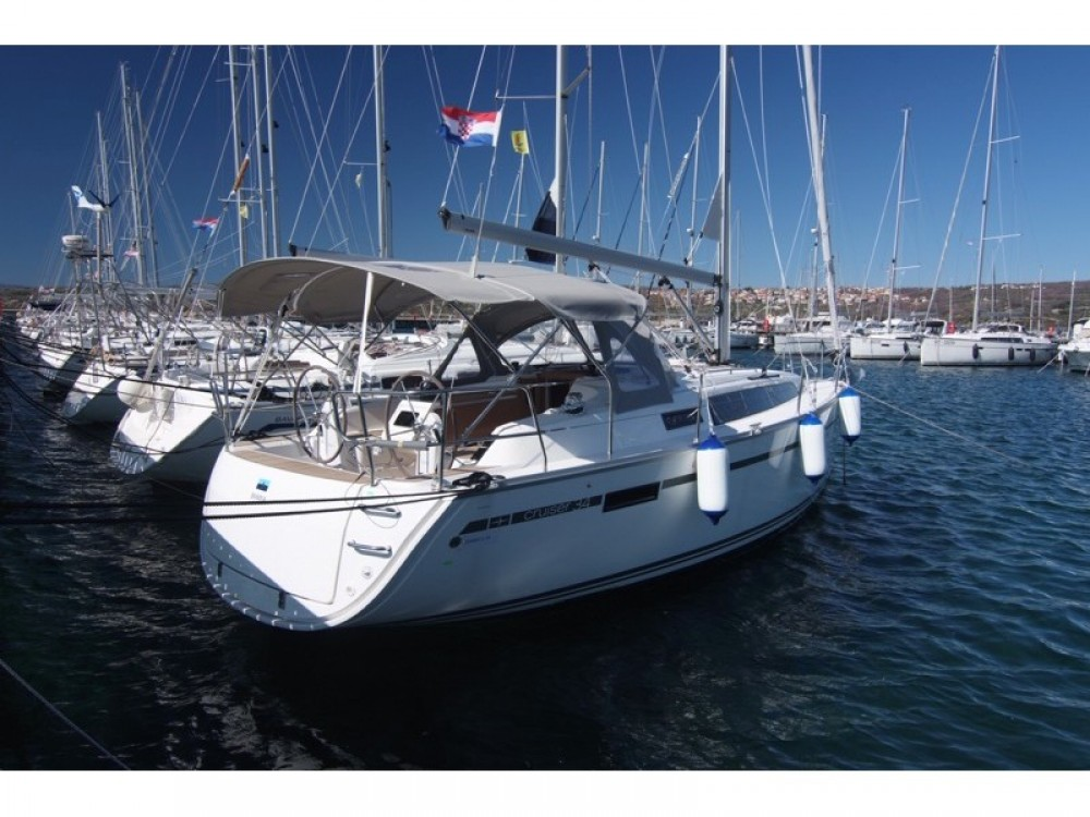 Bavaria Bavaria Cruiser 34 between personal and professional Krk