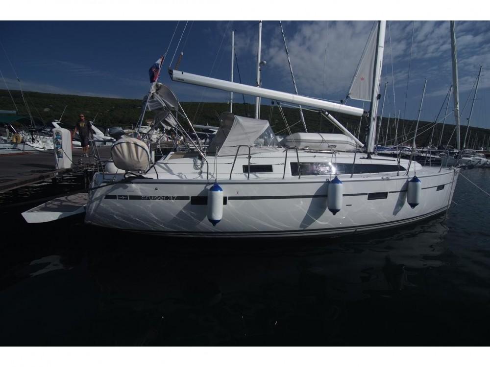 Bavaria Bavaria Cruiser 37 between personal and professional Krk