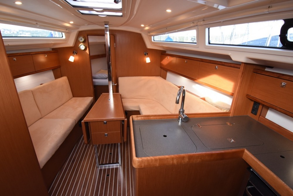 Boat rental Krk cheap Bavaria Cruiser 34