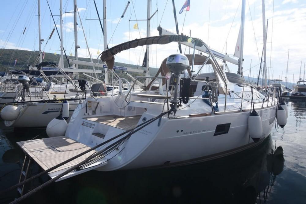 Boat rental Krk cheap Elan 45 Impression