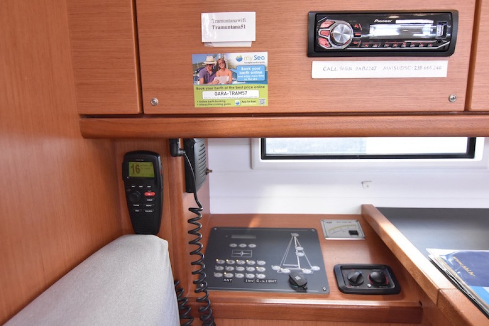 Rent a Bavaria Bavaria Cruiser 51 Krk