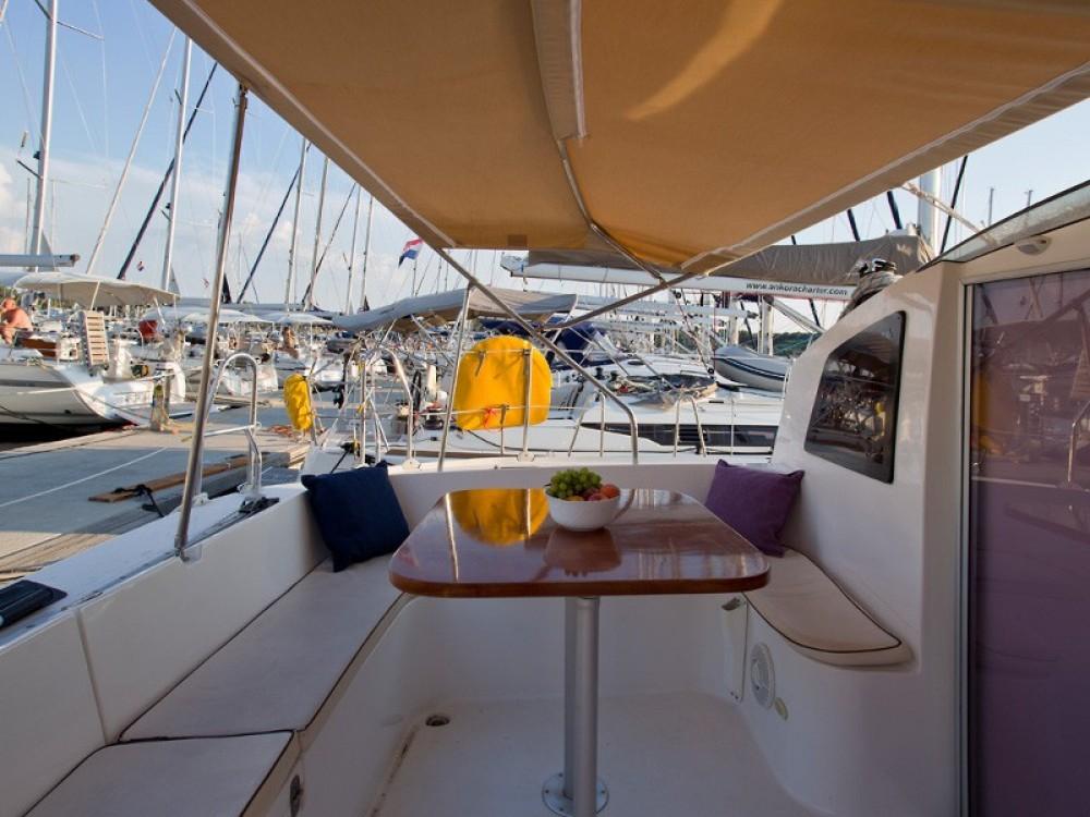 Boat rental Krk cheap Athena 38 (4+2 cab)