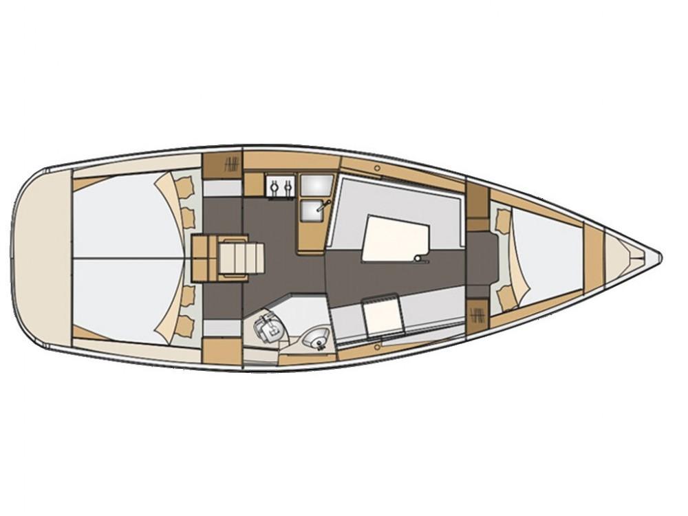 Rental Sailboat in Krk - Elan Elan 35 Impression