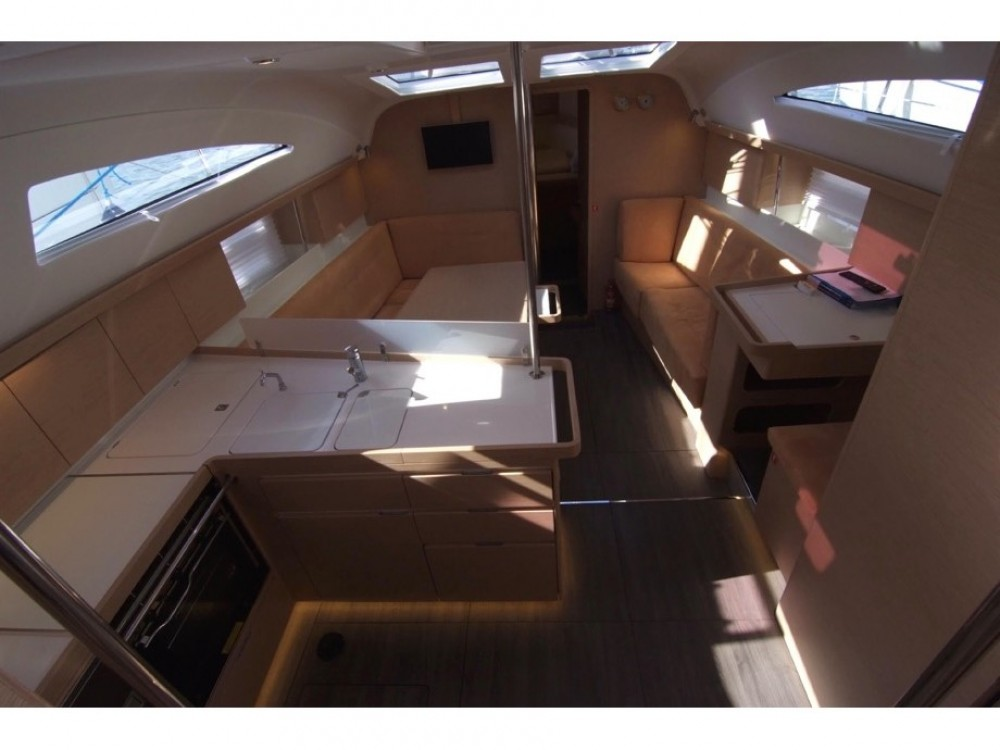 Boat rental Elan Elan 45 Impression in Krk on Samboat