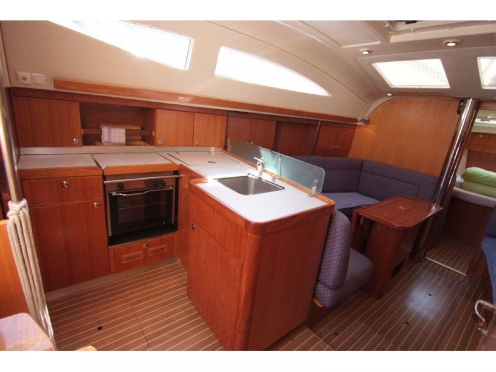 Rental yacht Krk - Elan Elan 384 Impression on SamBoat