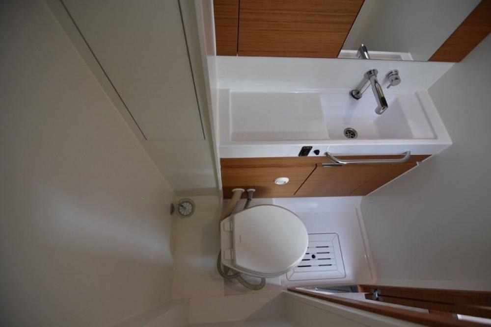 Boat rental Elan Elan 50 Impression in Krk on Samboat