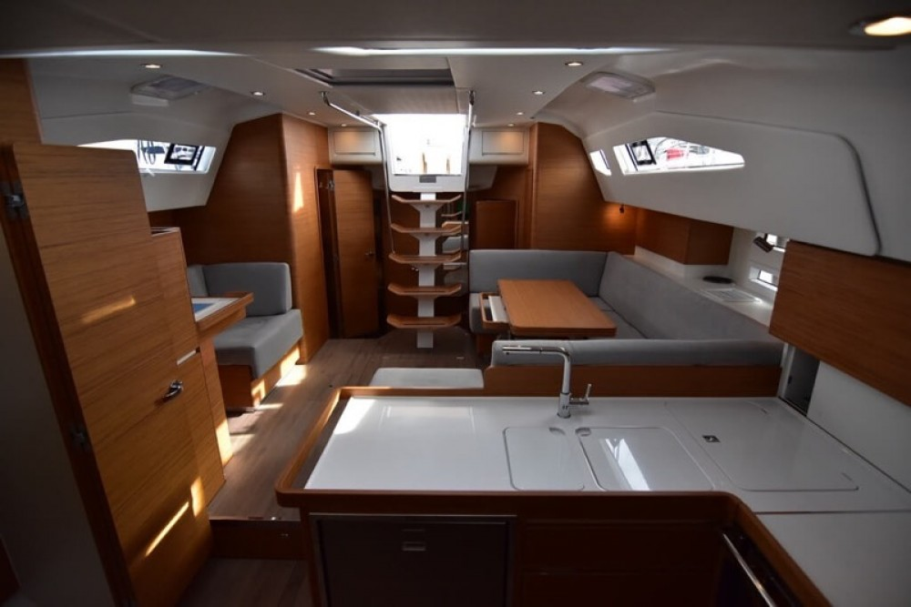 Rental yacht Krk - Elan Elan 50 Impression on SamBoat