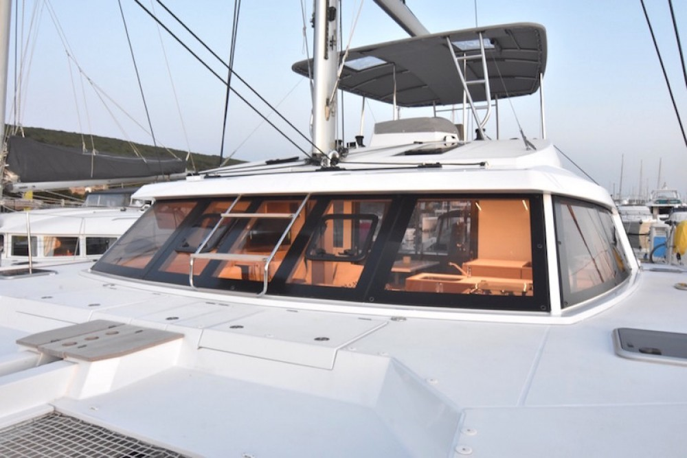Hire Catamaran with or without skipper Nautitech Krk