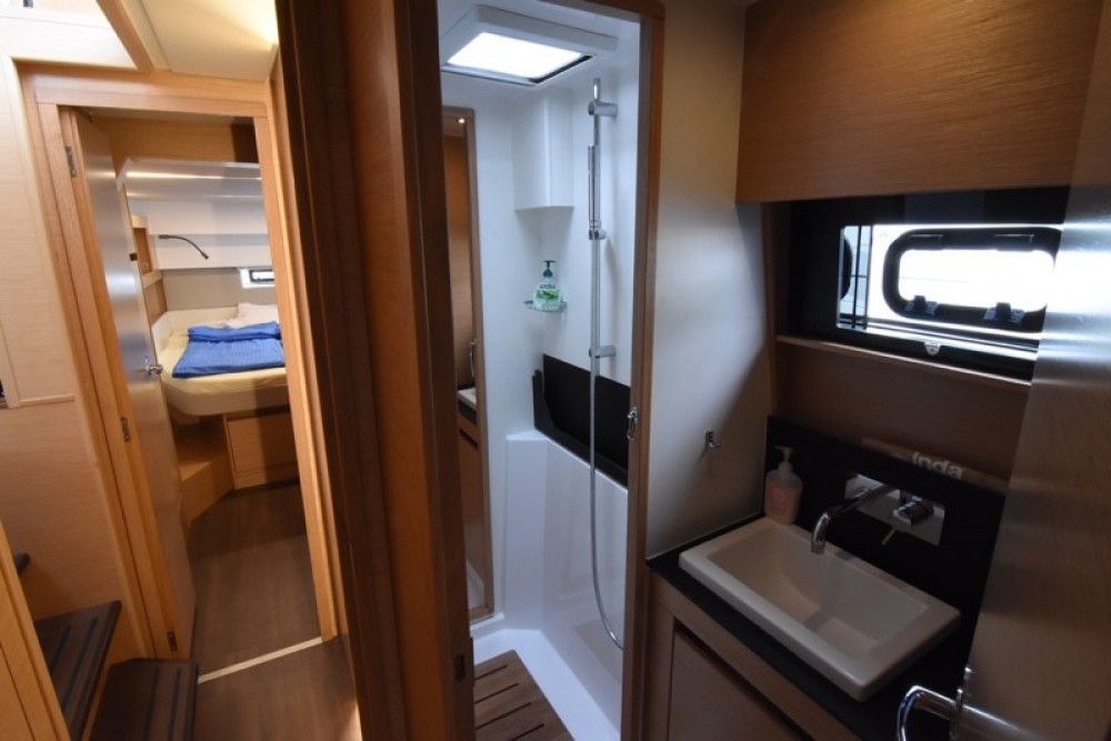 Boat rental Krk cheap Nautitech 46 Fly