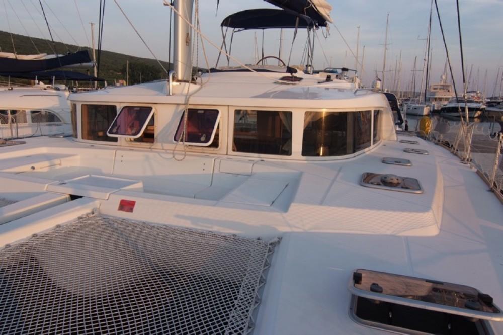 Rental yacht Krk - Lagoon Lagoon 440 (4+2 cab) on SamBoat