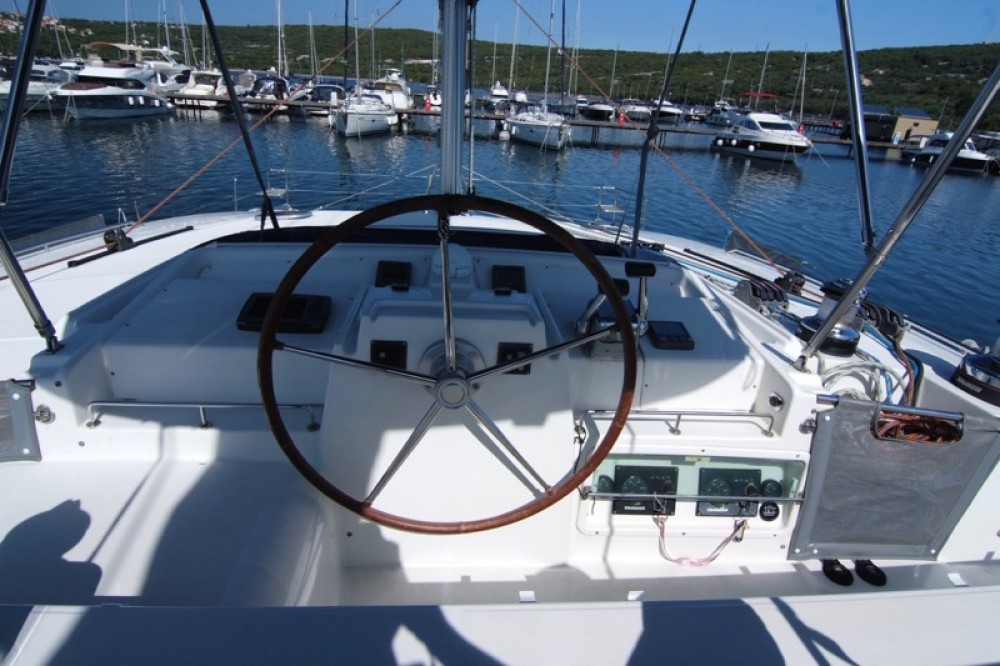 Rental Catamaran in Krk - Lagoon Lagoon 440 (4+2 cab)