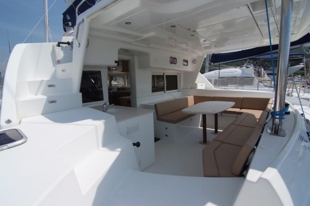 Boat rental Krk cheap Lagoon 440 (4+2 cab)