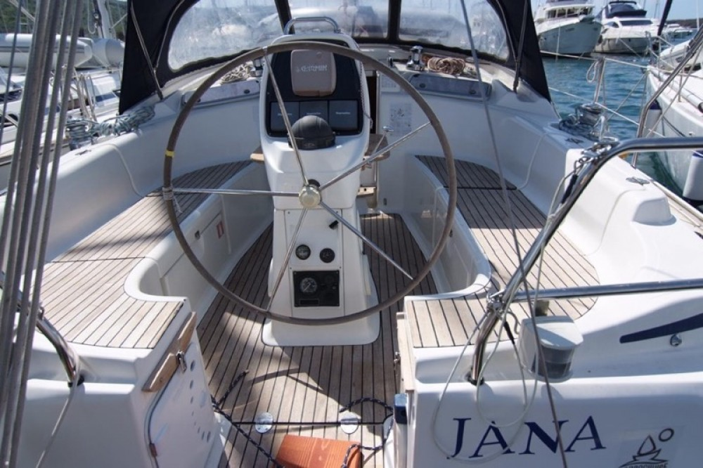 Hire Sailboat with or without skipper Bavaria Krk