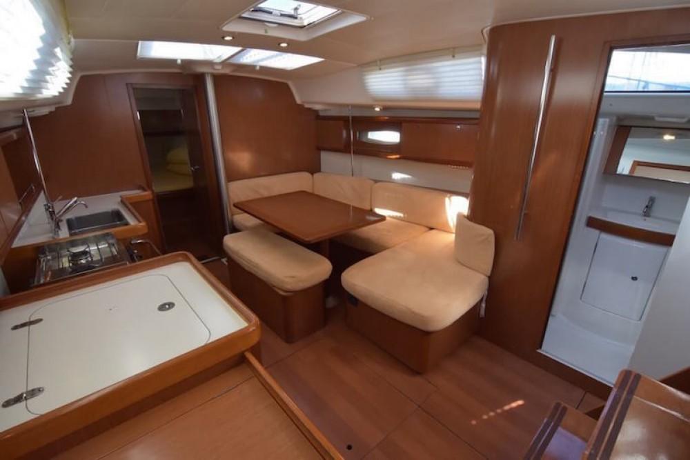 Boat rental Krk cheap Beneteau Oceanis 40