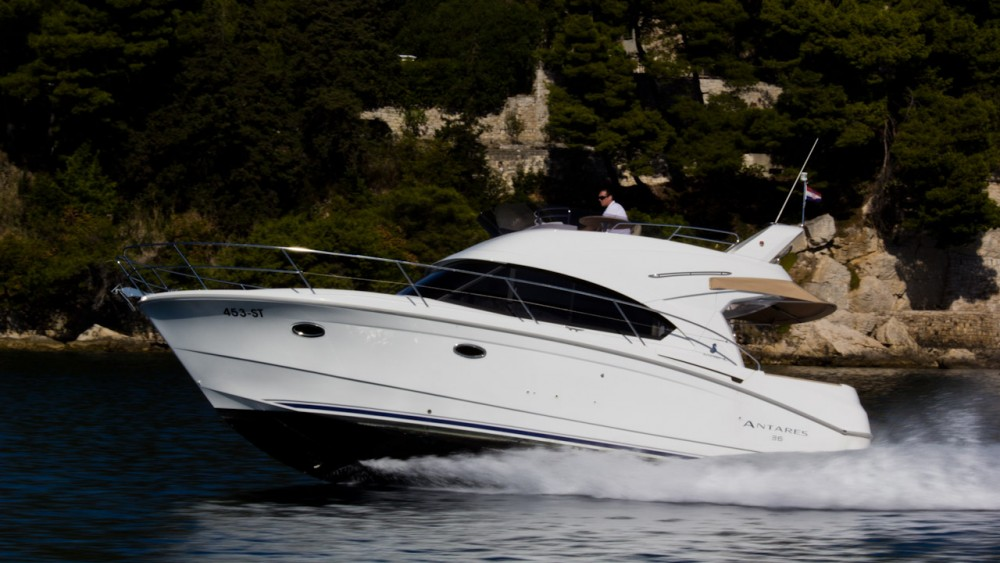 Rental yacht Split - Bénéteau Antares 36 (2011) on SamBoat