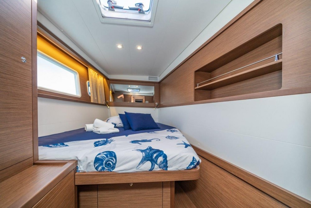 Lagoon Lagoon 450 Sport LUX equipped with generator, A/C (saloon+cabins), ice maker, dishwasher, 2 S.U.P., underwater lights between personal and professional Split