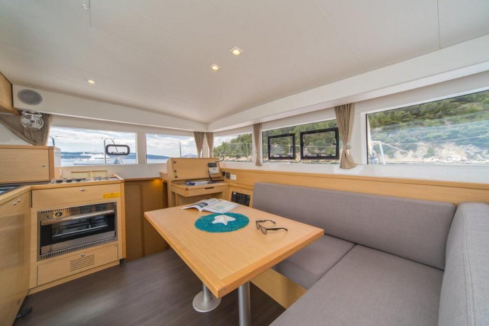 Boat rental Slano cheap Lagoon 39 (2017)