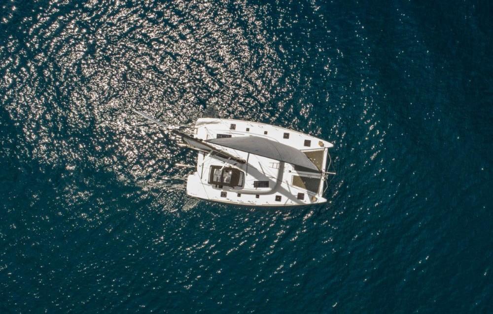 Rental yacht Slano - Lagoon Lagoon 39 (2017) on SamBoat